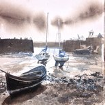 Port Seton Into the light. Sold